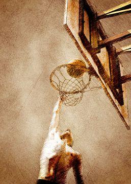 Basketballspieler #Basketball #Sport