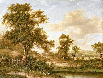 In der Nähe von Penshurst, Kent von Lars van de Goor