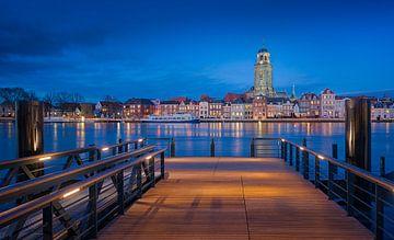Skyline van Deventer van Martin Bredewold