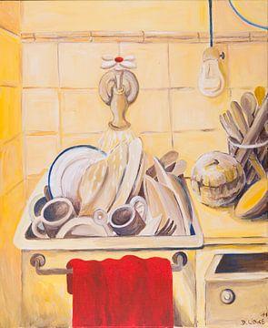 Abwasch! van Dorothea Linke