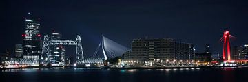 Waterfront Rotterdam von Theo Peekstok