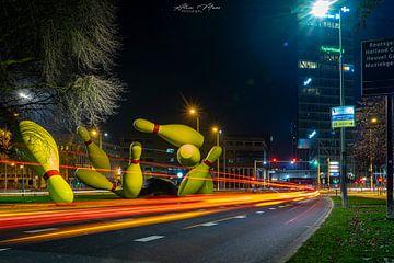 Almost Strike! van Alex Maas