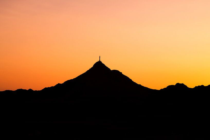 Vuurtoren Masirah Island van Thomas Bartelds