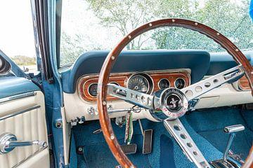 Dashboard Ford Mustang van NJFotobreda Nick Janssen