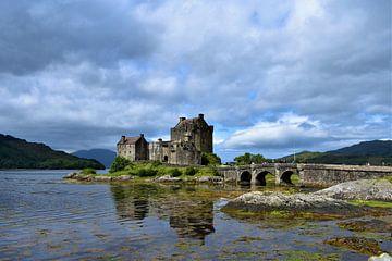 Eilean Donan Schloss Schottland von Nikkie Fotografie