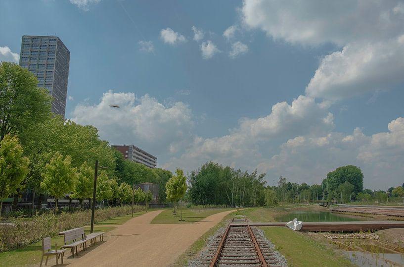 Spoorpark Tilburg van Freddie de Roeck