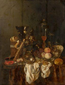 Stilleben, Abraham van Beyeren