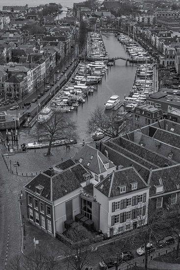 Uitzicht vanaf de Grote Kerk in Dordrecht - 2 van Tux Photography