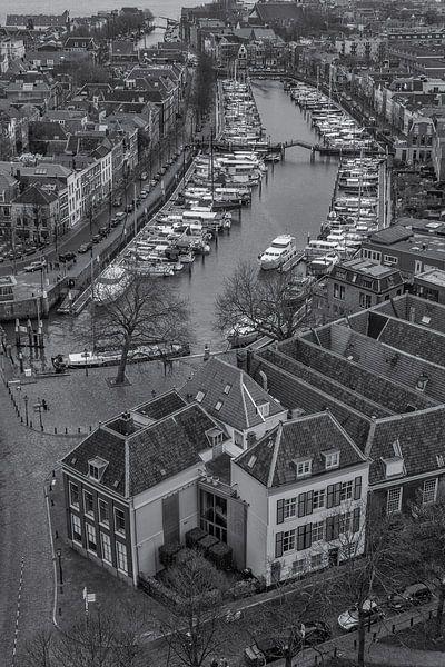 Uitzicht vanaf de Grote Kerk in Dordrecht - 2