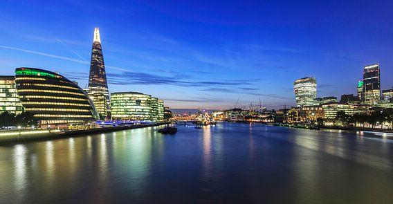 Londense skyline