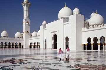 Abu Dhabi van Jürgen Wiesler
