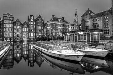 Damrak - Amsterdam von Jens Korte