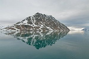 Konsfjorden  Spitsbergen
