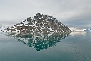 Konsfjorden  Spitsbergen van