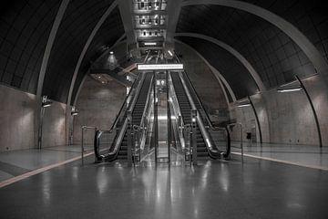 U-Bahn van Bjorn Letink