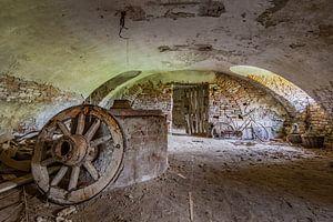 verlassener Keller