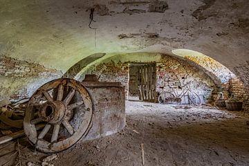 verlassener Keller von William Linders