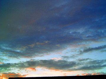 In de wolken von Frank Kleijn