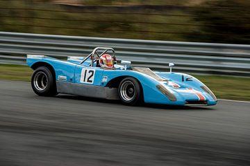Lola T212 sur Arjen Schippers