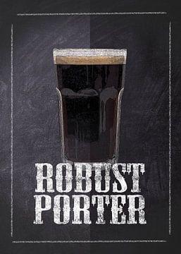 Bier - Robustes Porter von JayJay Artworks