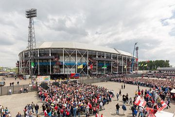 Feyenoord Kampioen 7 van Feyenoord Kampioen