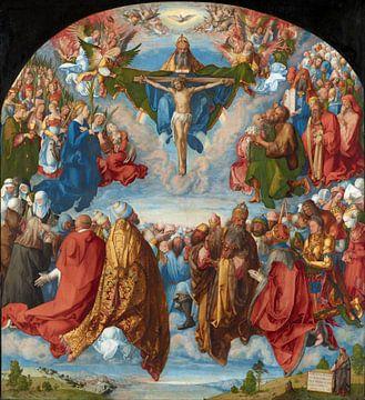 Albrecht Dürer. Drieeenheid