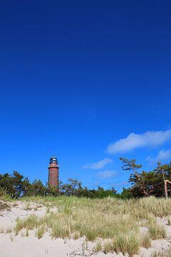 Leuchtturm von Prerow von Ostsee Bilder