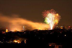 Fürth Feuerwerk von Faszination Fürth