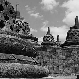 Borobudur's Nirwana sur Giovanni della Primavera