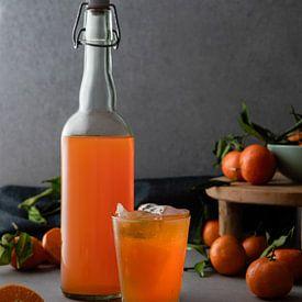 Tangerine dreams van Leon Brouwer