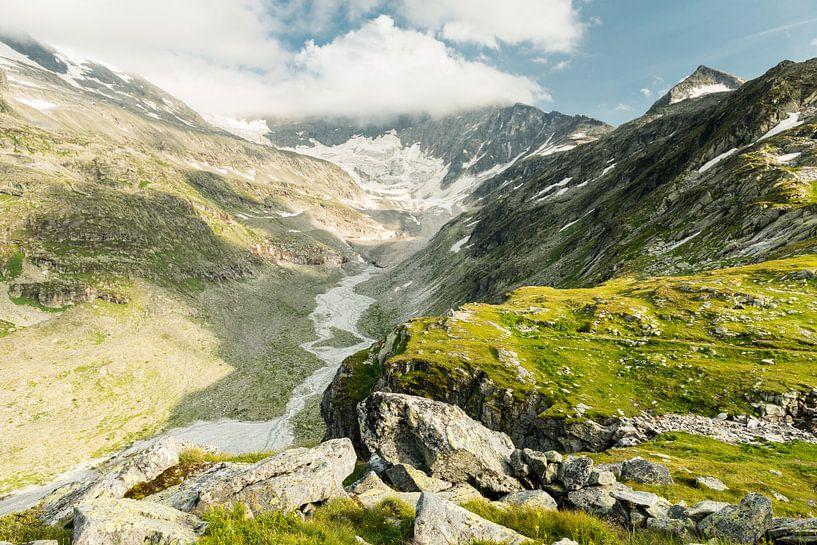 Oostenrijkse Alpen - 8 van Damien Franscoise