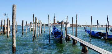 Venetië gondels van Karin vanBijleveltFotografie