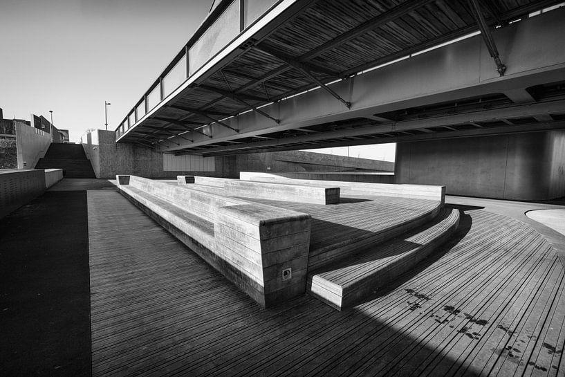 Brücke Vroenhoven von Rob Boon
