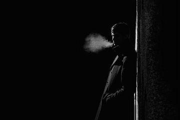 Film Noir Inspiration von Elianne van Turennout