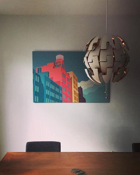Klantfoto: East 10th Street NYC van Remko Heemskerk