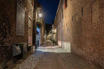 Zwolle die Papenstraat von Fotografie Thilou van Aken