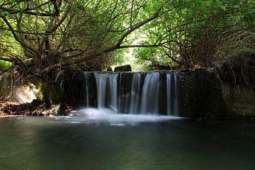 Waterfall Monachil sur