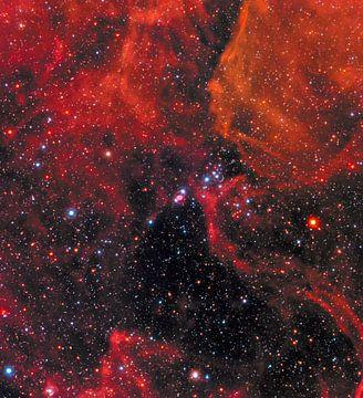 Hubble telescoop ruimte foto van NASA von
