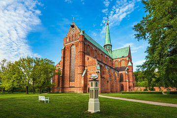 Blick auf das Münster in Bad Doberan von Rico Ködder