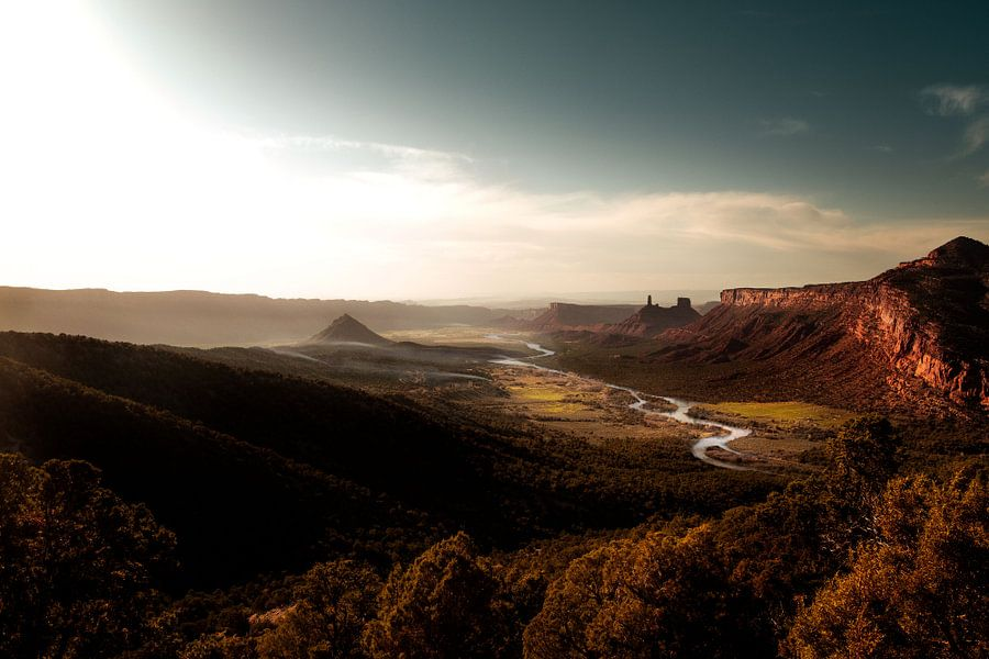 Castle Valley van Jasper Verolme
