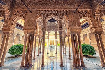 Die Alhambra von Manjik Pictures