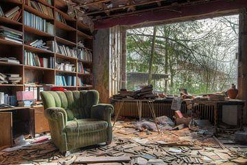 De bibliotheek van Truus Nijland