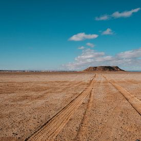 Zoutvlakte Marokko 2 sur Andy Troy