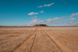 Zoutvlakte Marokko 2 van