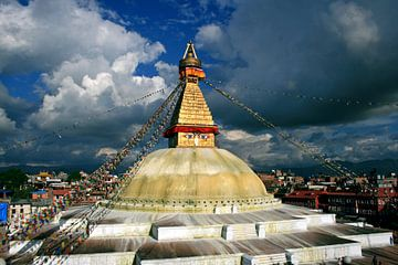 Stoepa in Nepal van Gert-Jan Siesling