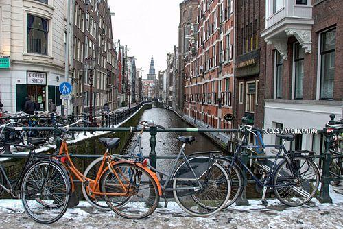Amsterdam - Oudezijds Kolk van Maarten de Waard