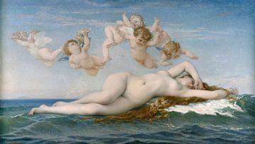 Die Geburt der Venus, Alexandre Cabanel