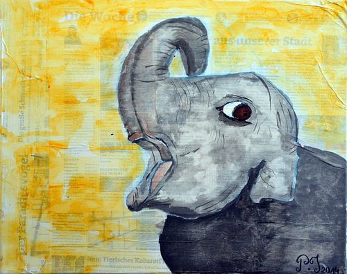 Dumbo von Patricia Jaqueline