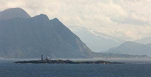 Runde Noorwegen. van