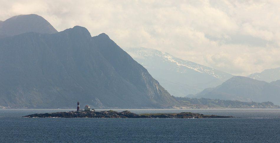 Runde Noorwegen. van Rando Kromkamp